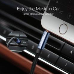 Аудио кабель Ugreen, AUX разъем 3.5