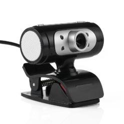 Веб-камера VAKIND 720P HD с LED подсветкой