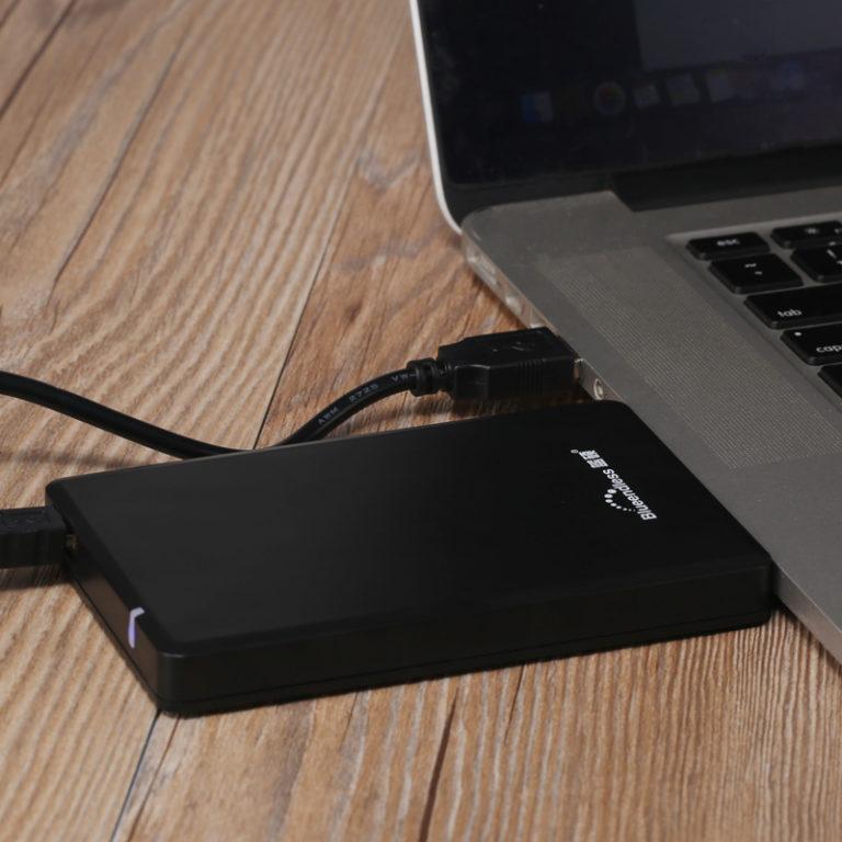 Внешний жесткий диск Disco 1 ТБ, USB 3.0