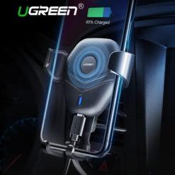 Автомобильное беспроводное зарядное устройство,Ugreen