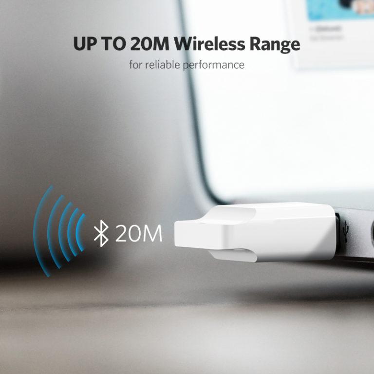 Беспроводной Bluetooth Адаптер V4.0, Ugreen