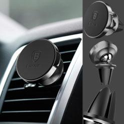 Универсальный автомобильный магнитный держатель, Baseus
