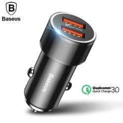 Автомобильное зарядное устройство Baseus (36 Вт Quick Charge QC 3,0)