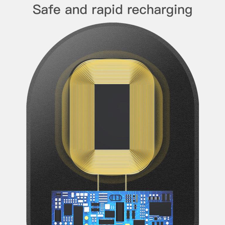Приёмник для беспроводного зарядного устройства, Baseus