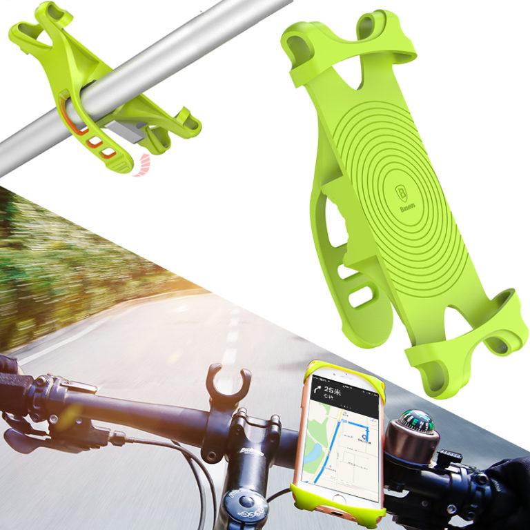 Велосипедный держатель для мобильного телефона, Baseus