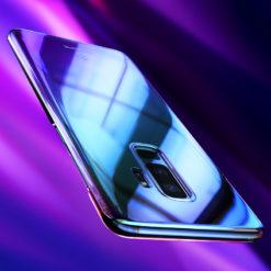 Прозрачный чехол Blue Ray для Samsung S 6/7/8/9 Plus, Note 8 , Floveme