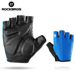 Перчатки велосипедные Rhinoceros Gloves-A Series, ROCKBROS