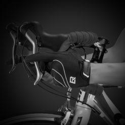 Велосипедные перчатки с закрытыми пальцами, ROCKBROS