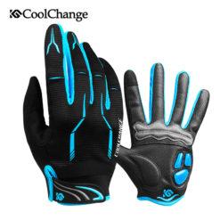 Велосипедные перчатки с закрытыми пальцами, Coolchange
