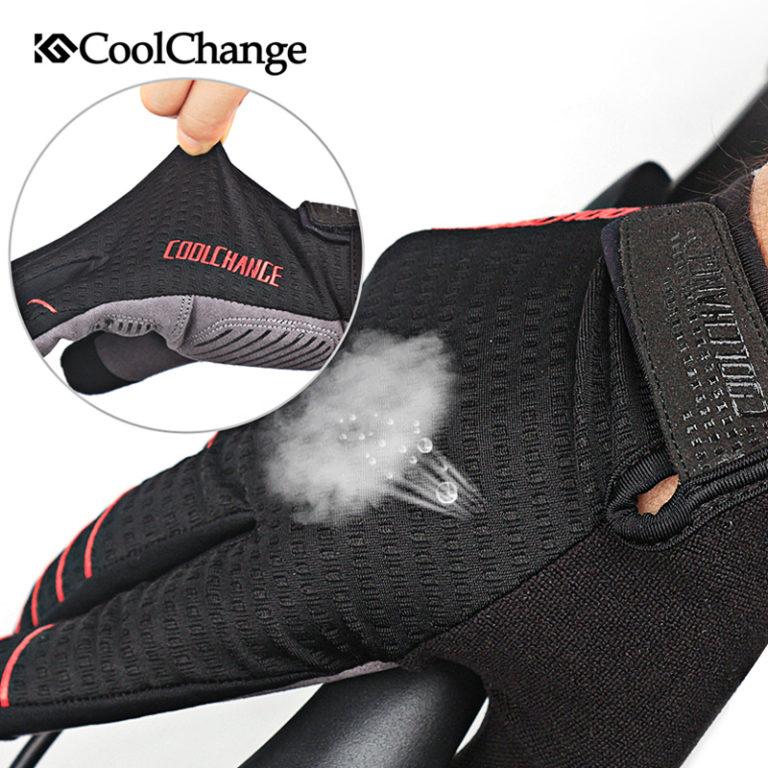 Спортивные перчатки с закрытыми пальцами (весна/осень), Coolchange