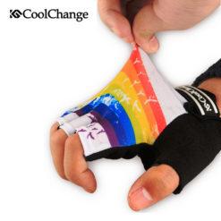 Спортивные перчатки с открытыми пальцами, Coolchange