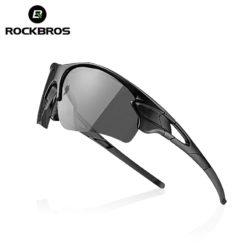 Спортивные поляризованные фотохромные очки (комплект), ROCKBROS