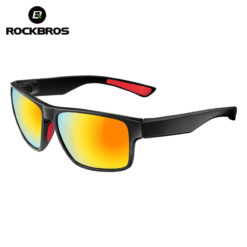 Спортивные солнцезащитные поляризованные очки (комплект), ROCKBROS