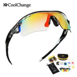 Поляризованные солнечные очки для спорта (комплект), CoolChange