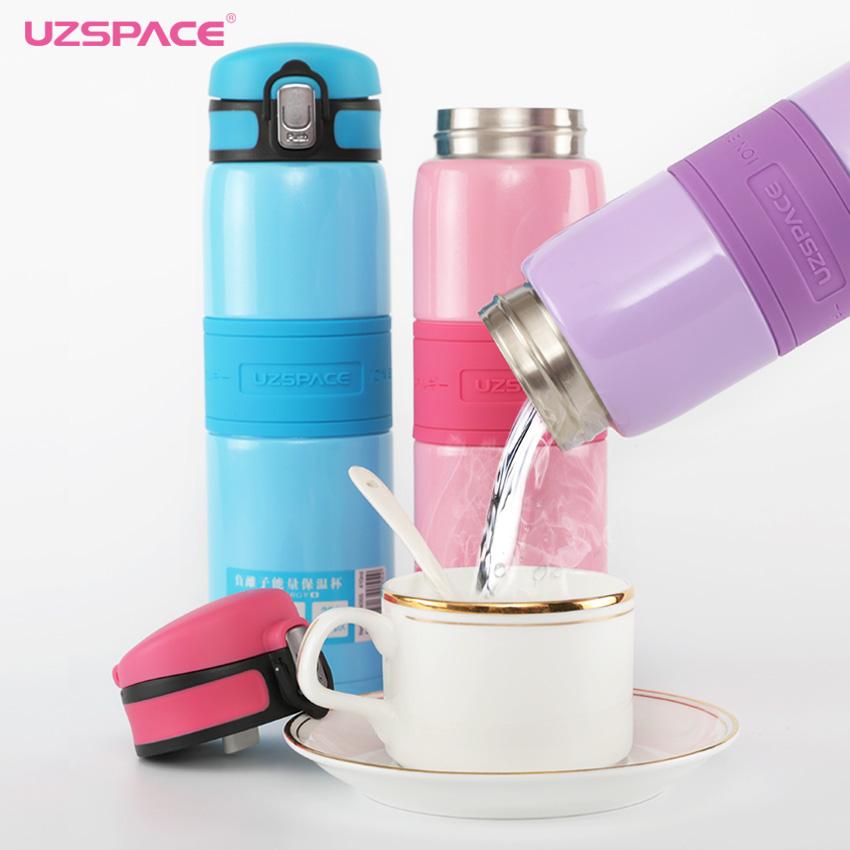 Бутылка-термос из нержавеющей стали 410 мл, Uzspace
